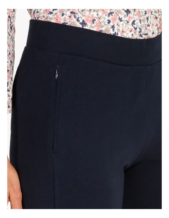 Leisure Slim Leg Trackpant With Zip Pockets image 4