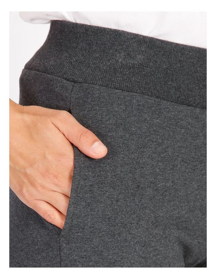 Leisure Rib Waist Straight Leg Trackpant image 4