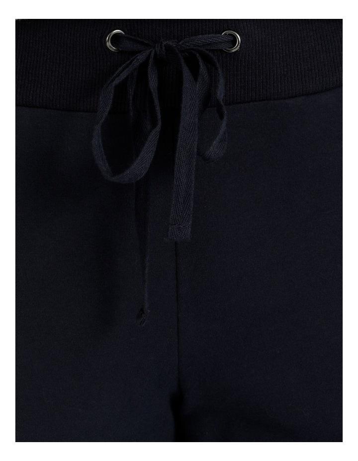 Leisure Rib Waist Straight Leg Trackpant image 5