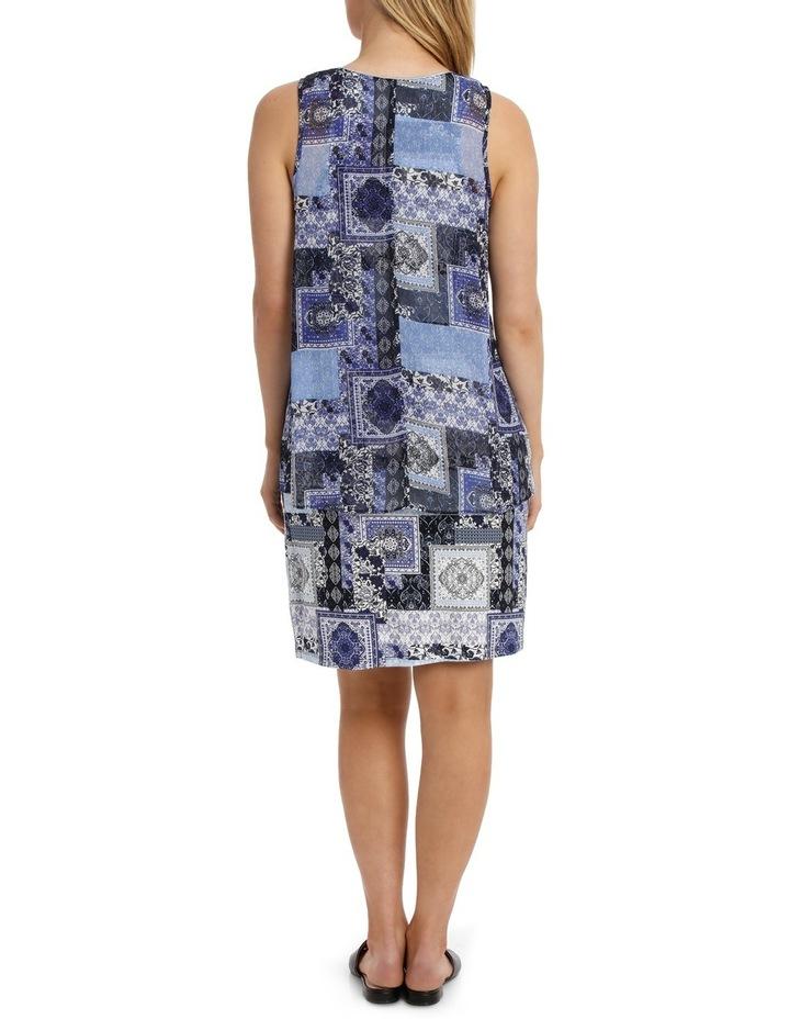Aegean Twist Sleeveless Dress image 3