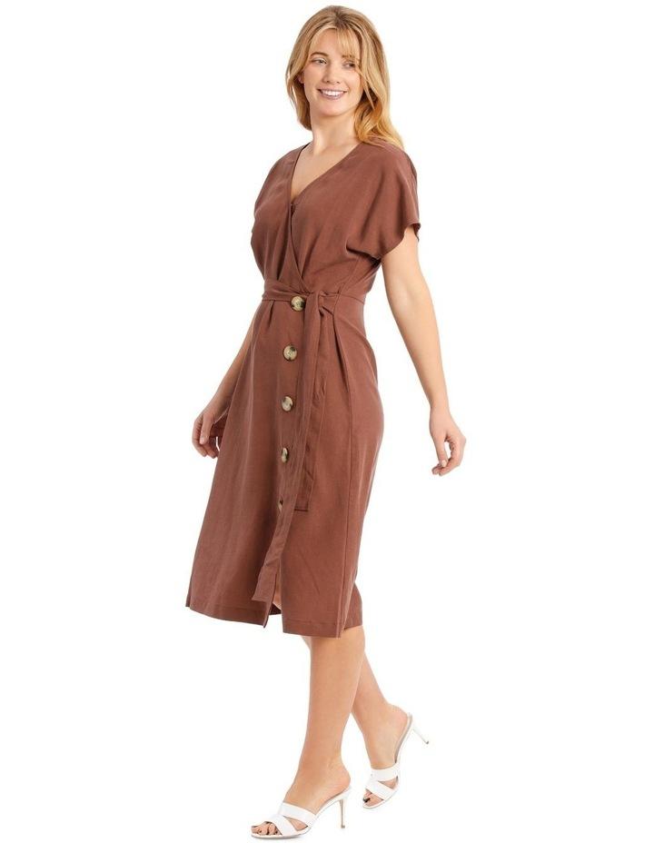 Magyar Sleeve Wrap Dress image 2