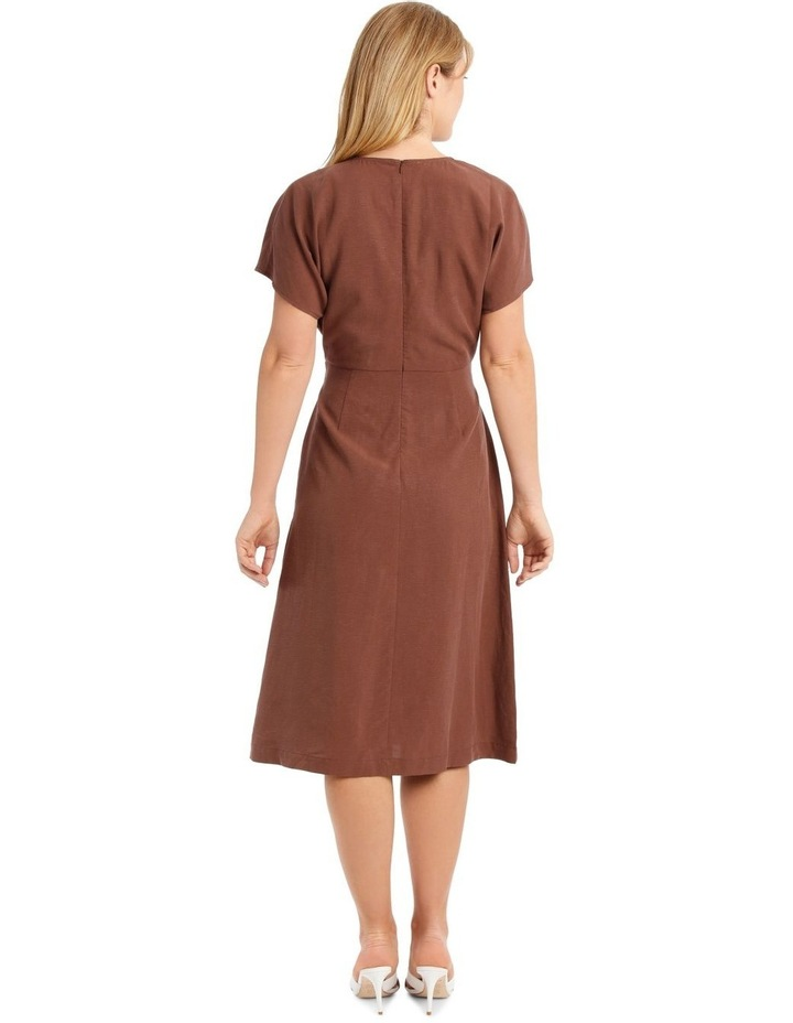 Magyar Sleeve Wrap Dress image 3