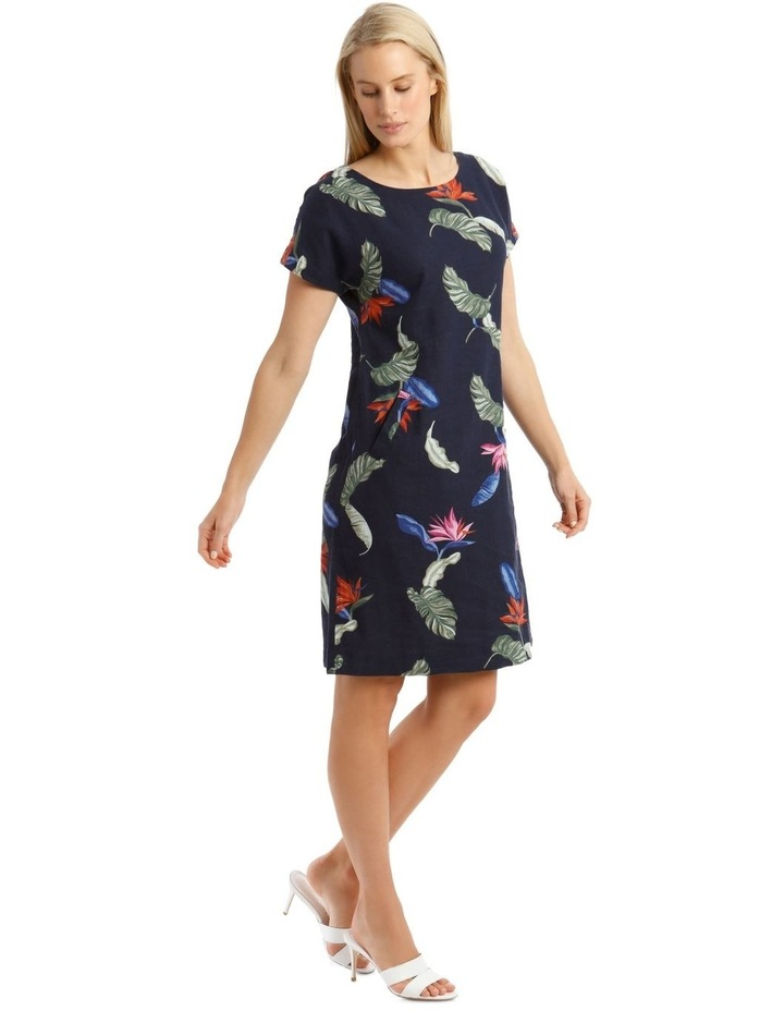 Sleeveless Dress With Side Splits image 2