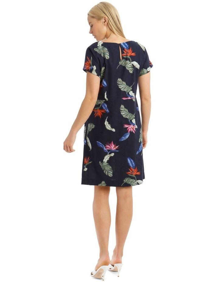 Sleeveless Dress With Side Splits image 3