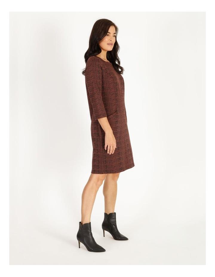 Kindled Princess Seam Knit Dress With Pockets image 2