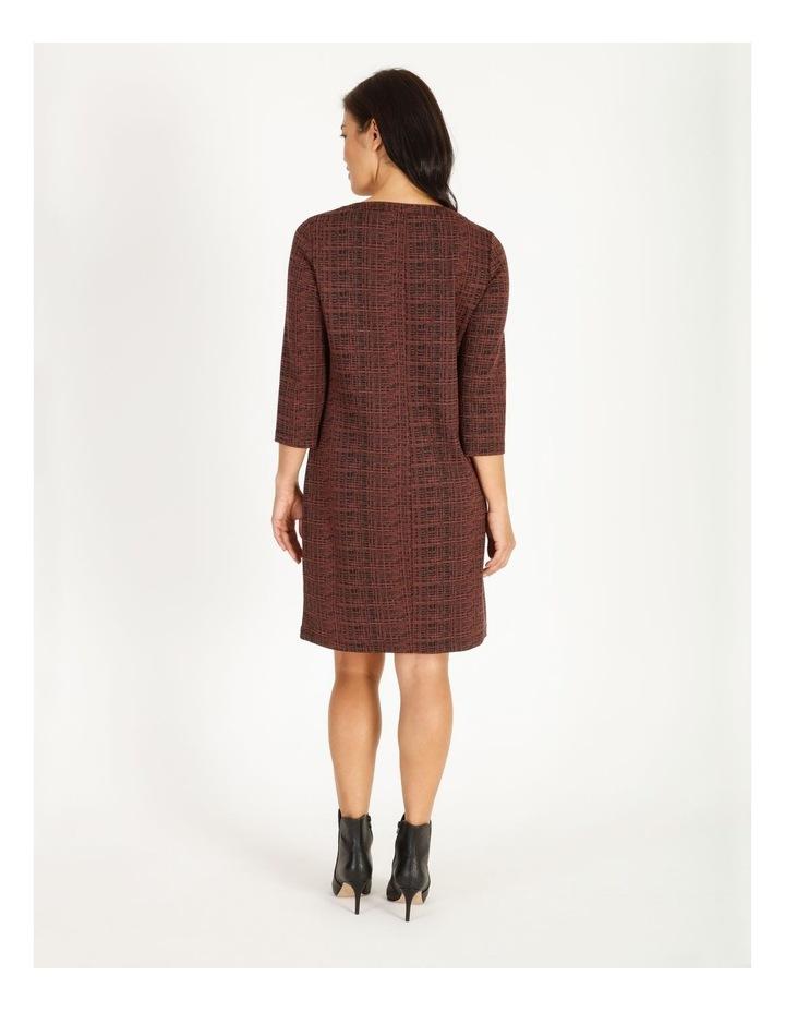 Kindled Princess Seam Knit Dress With Pockets image 3