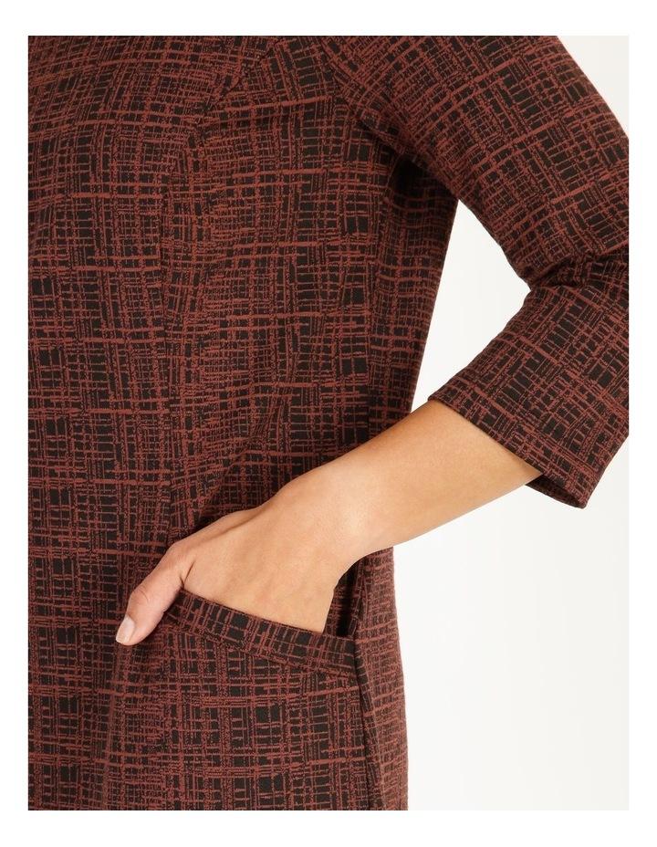 Kindled Princess Seam Knit Dress With Pockets image 4