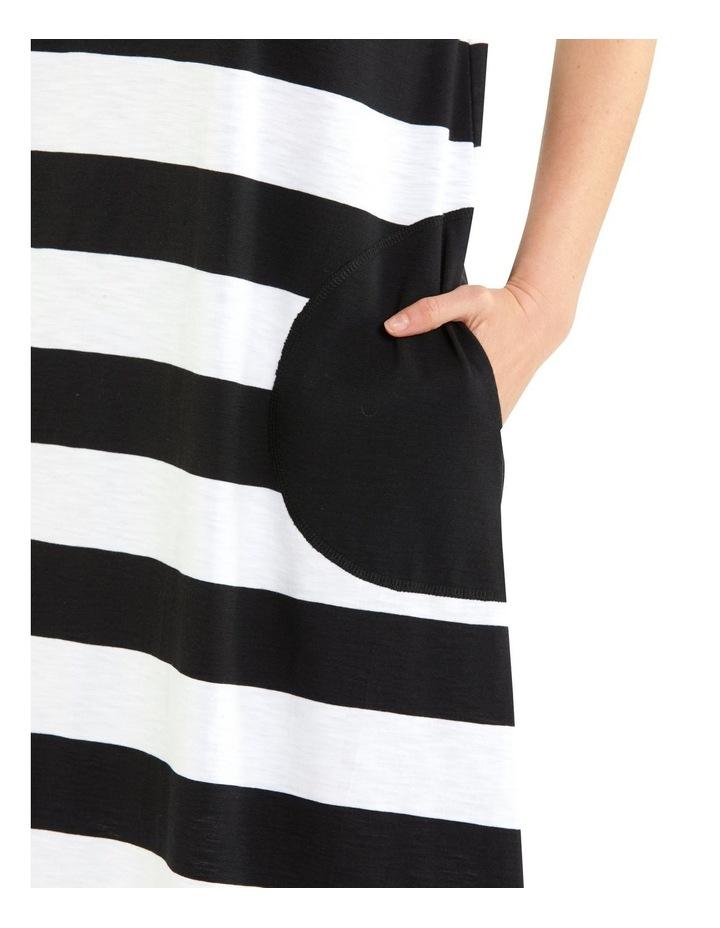 Stripe Jersey Dress image 4