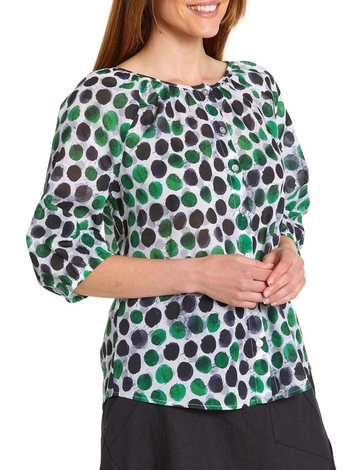Multi Spot Print Shirt image 2