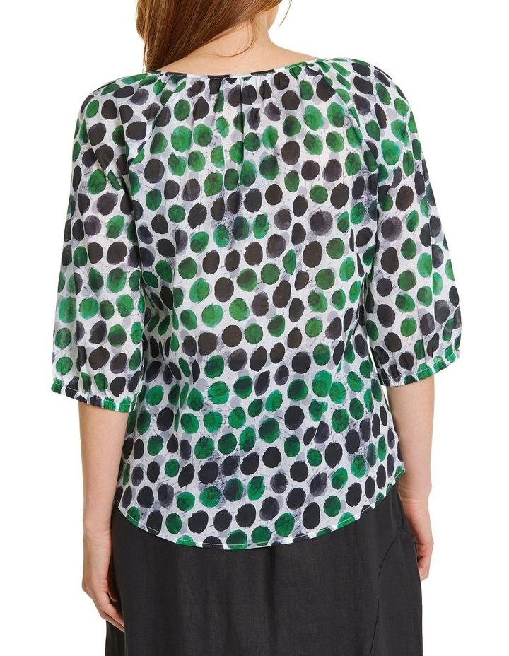 Multi Spot Print Shirt image 3