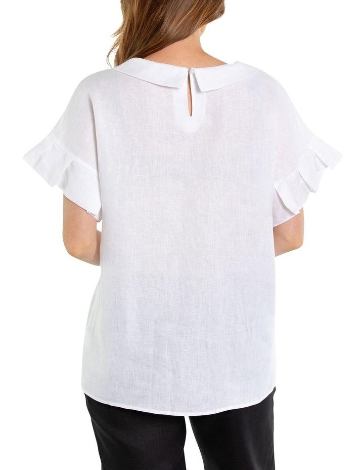 Pleated Sleeve Blouse image 3