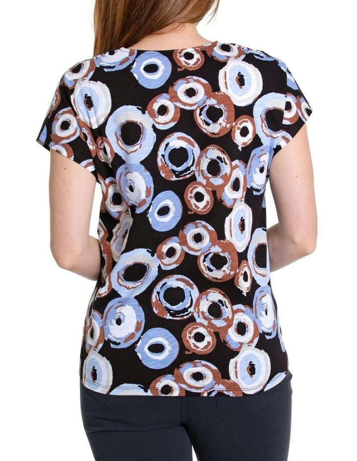 Rings Print Tee image 3