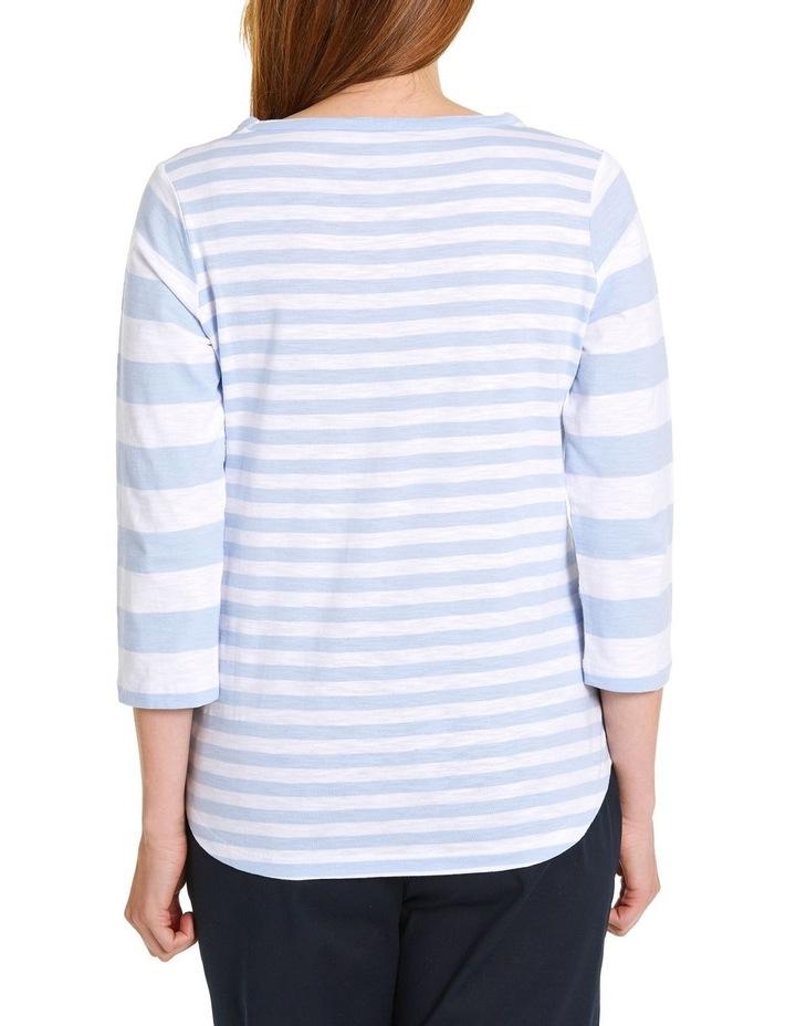Bold Stripe Tee image 3