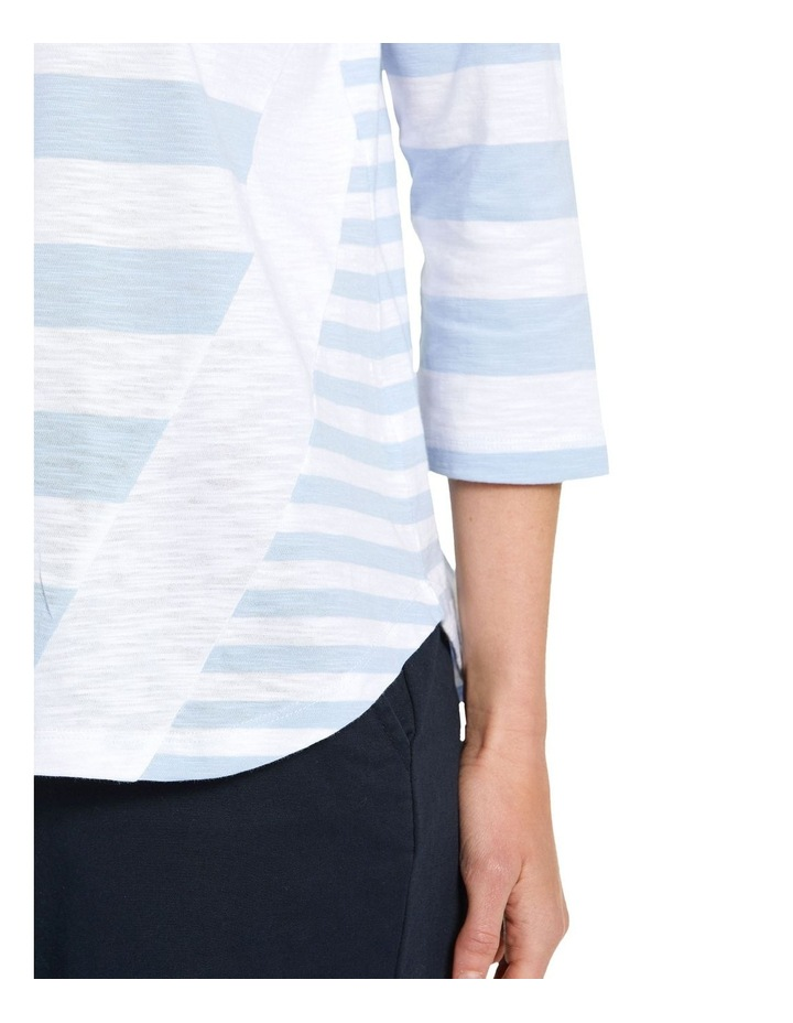 Bold Stripe Tee image 4