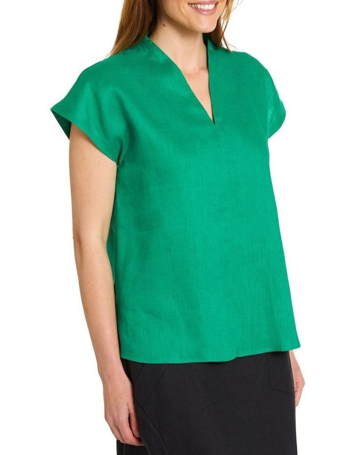 Split Neck Shirt image 2