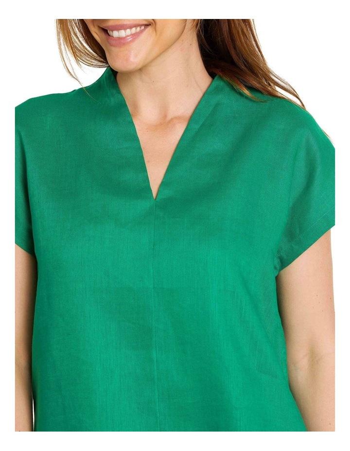 Split Neck Shirt image 4