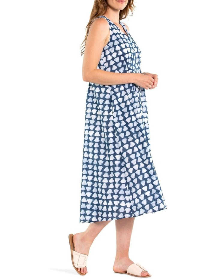 Stamp Print Dress image 2