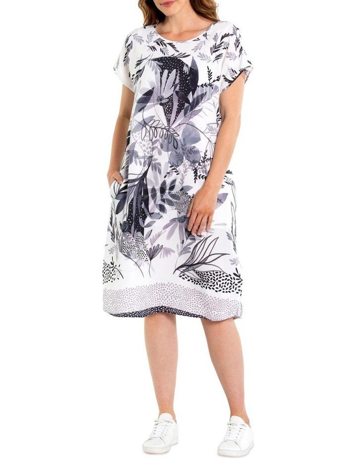 Fluer Print Dress image 1
