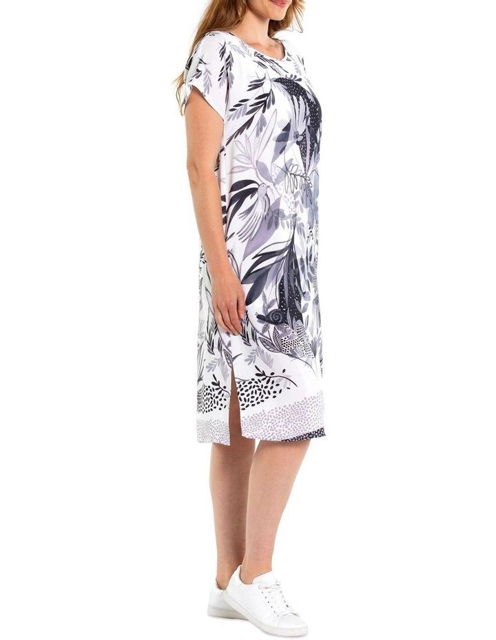Fluer Print Dress image 2