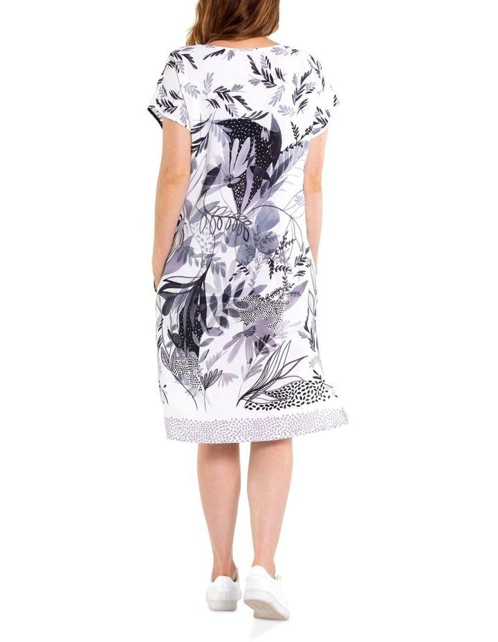 Fluer Print Dress image 3