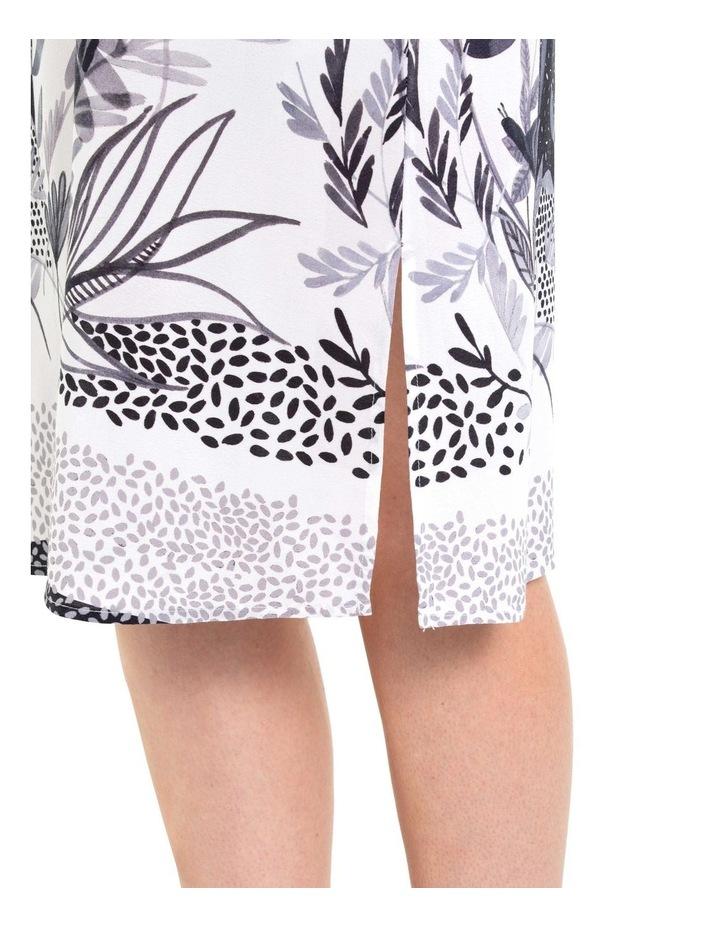 Fluer Print Dress image 4
