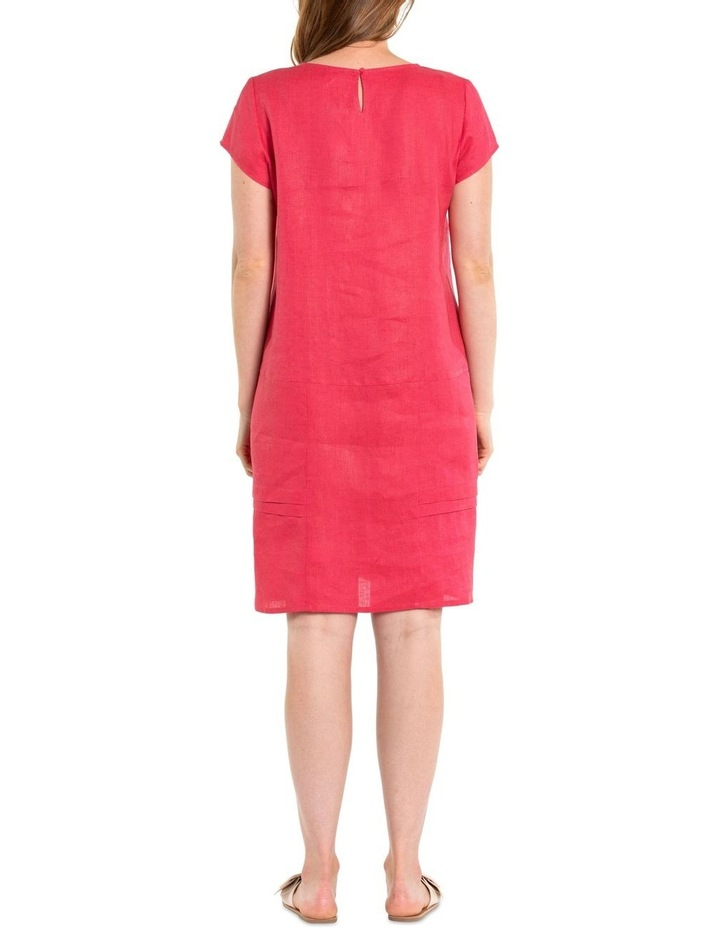 Pigment Washed Linen Dress image 3