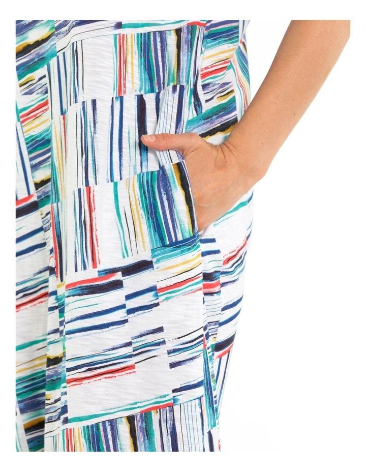 Broken Stripe Dress image 4