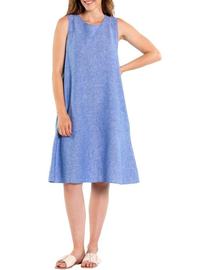 Crossdye Swing Dress image 1