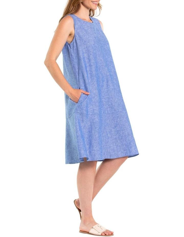 Crossdye Swing Dress image 2
