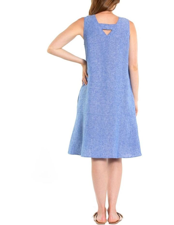 Crossdye Swing Dress image 3