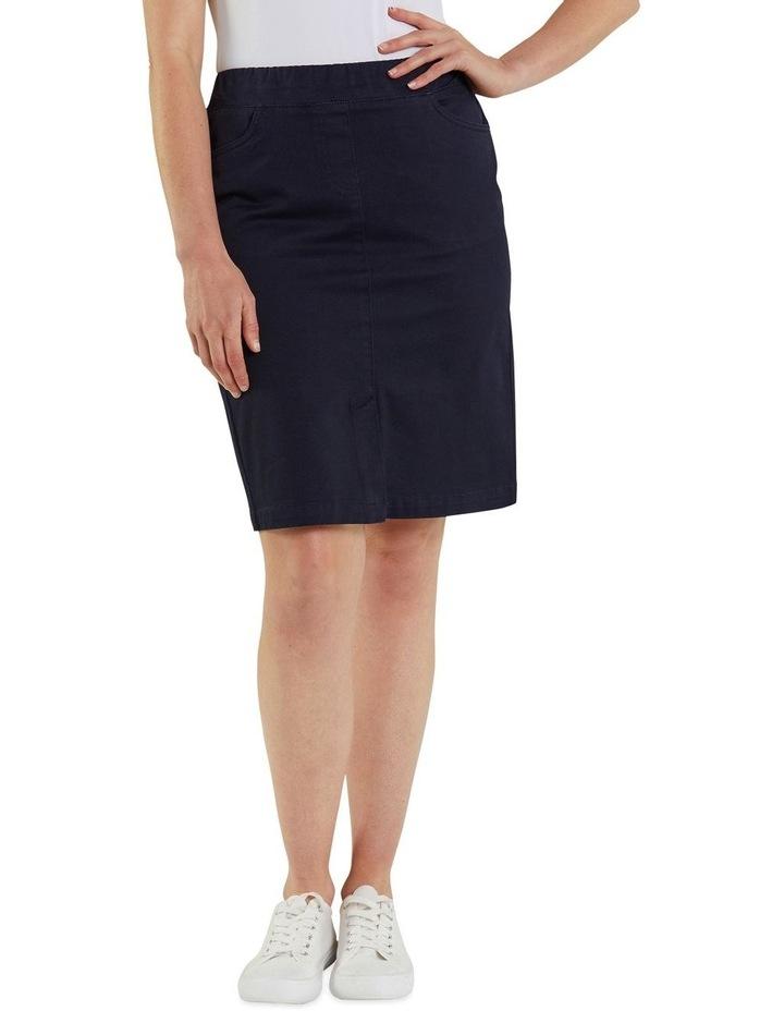 Pull On Utility Skirt image 1