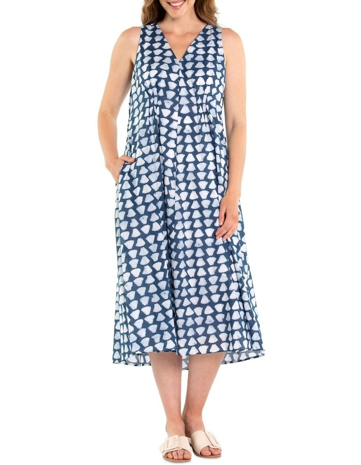 Stamp Print Dress image 1