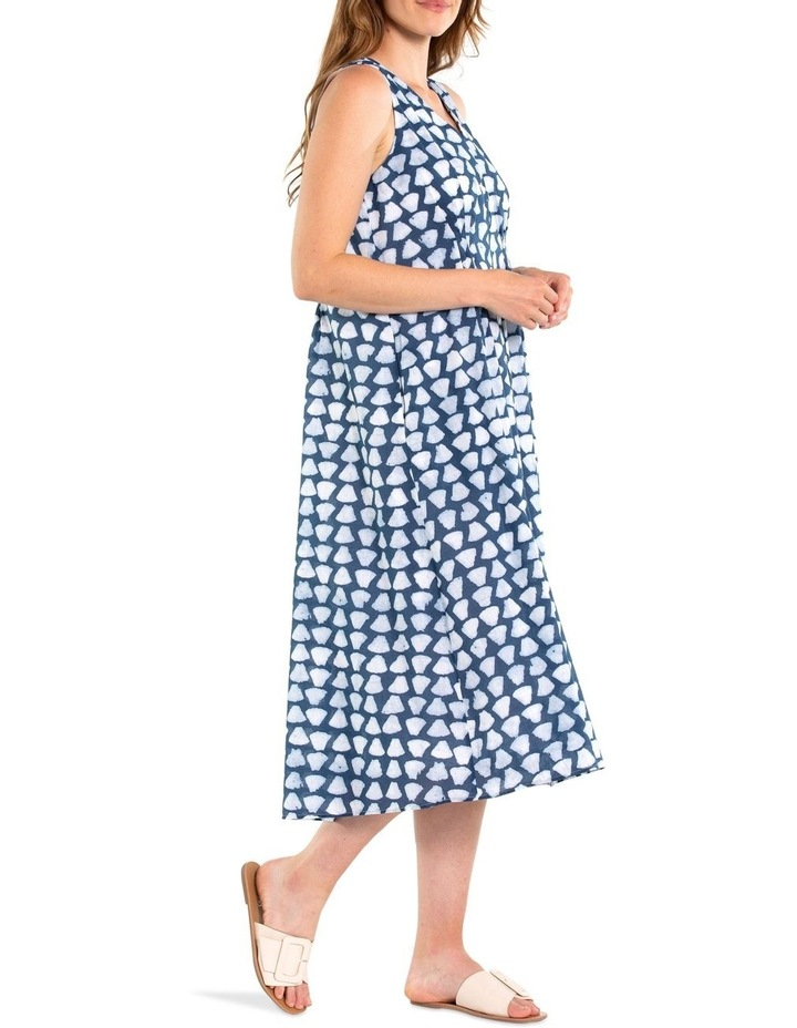 Stamp Print Dress image 2