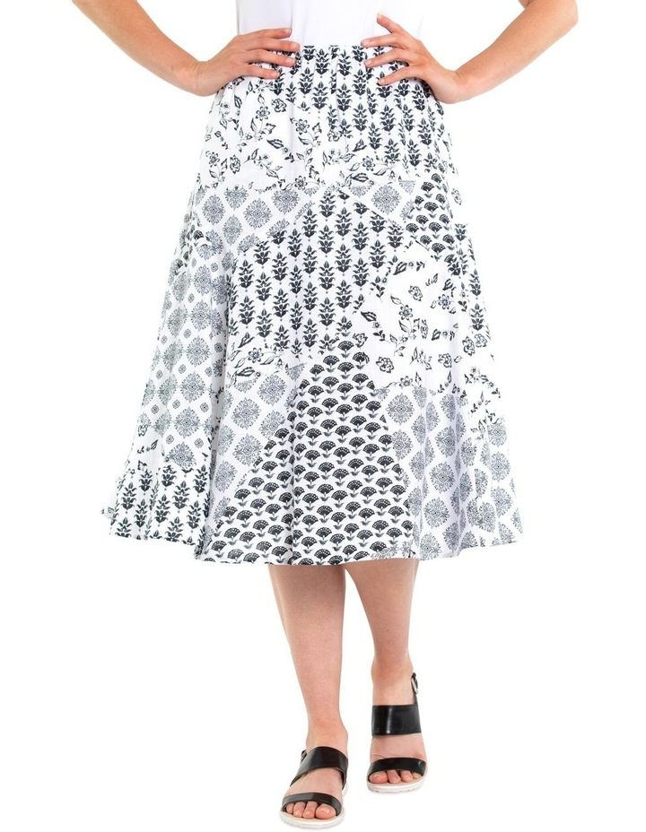 Ceramic Print Skirt image 1