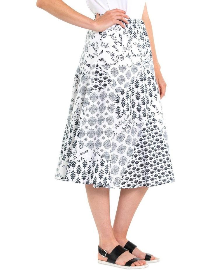 Ceramic Print Skirt image 2
