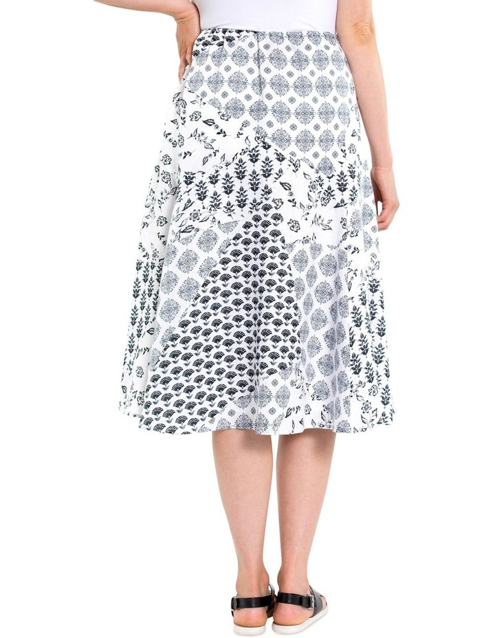 Ceramic Print Skirt image 3