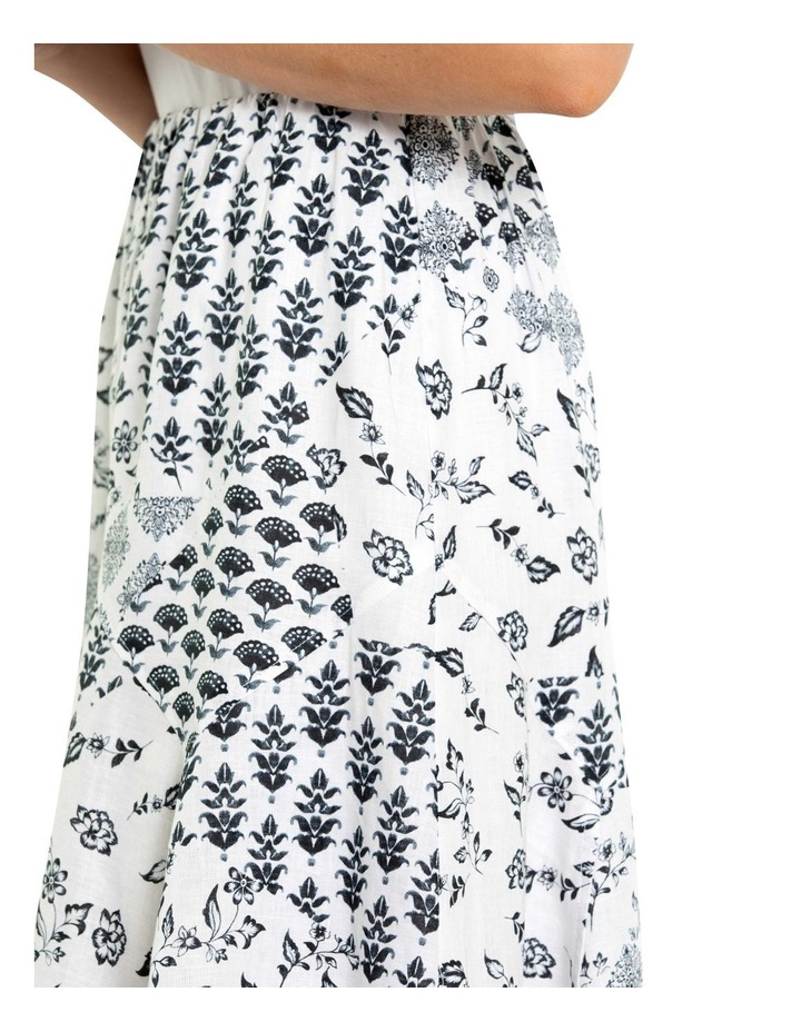 Ceramic Print Skirt image 4