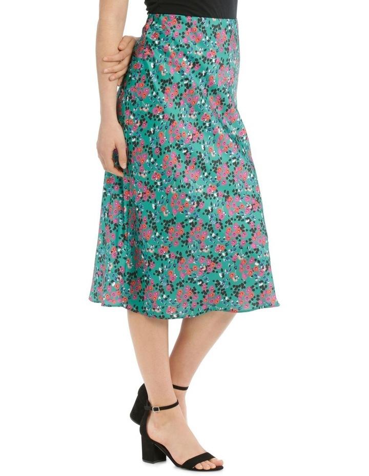 Emerald Daisy Doo Bias Skirt image 2