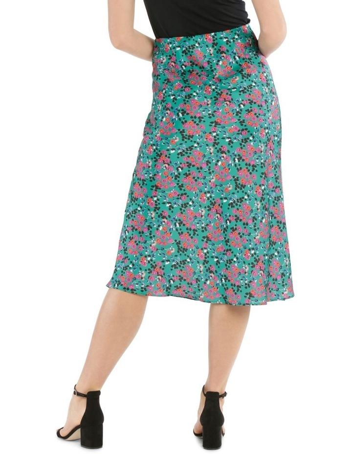 Emerald Daisy Doo Bias Skirt image 3