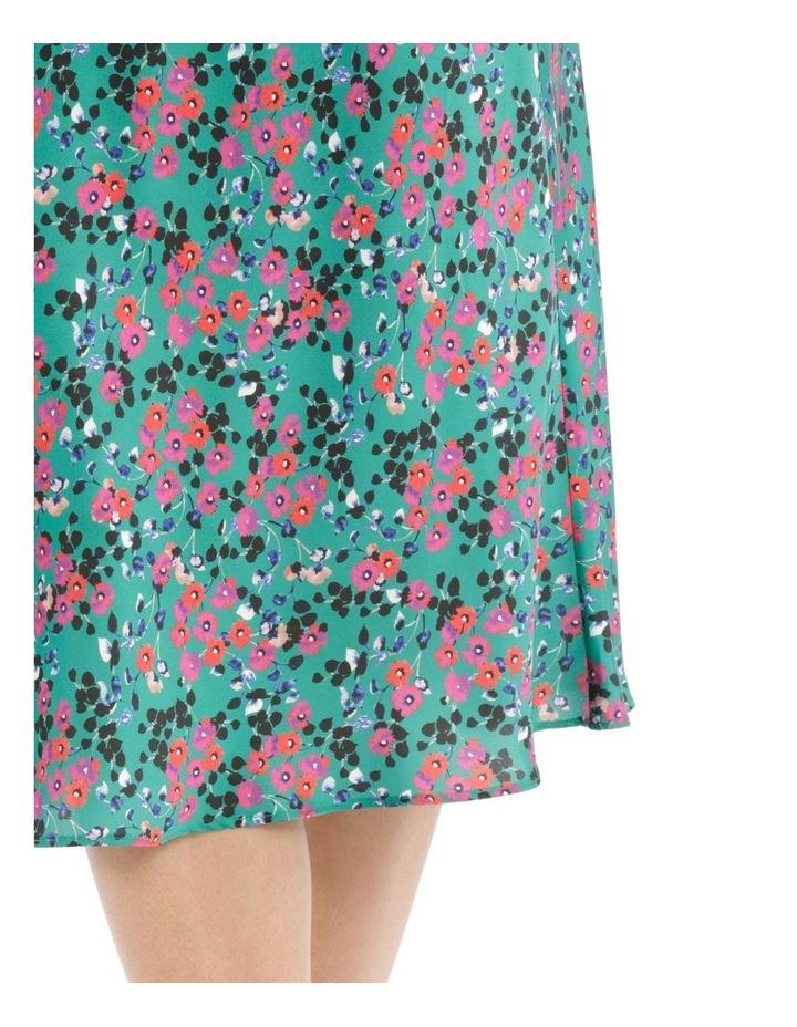 Emerald Daisy Doo Bias Skirt image 4