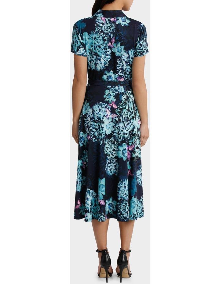 Shirtmaker Cap Sleeve Dress image 3