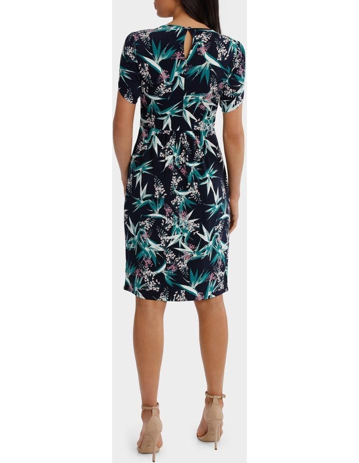 Tulip Sleeve Tuck Dress image 3