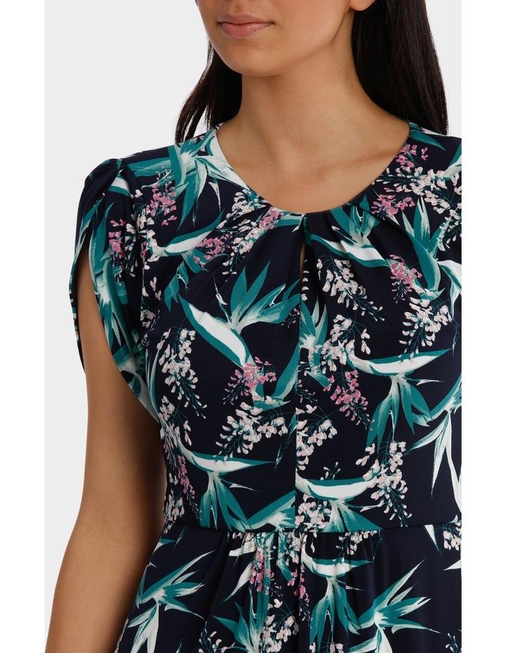 Tulip Sleeve Tuck Dress image 4