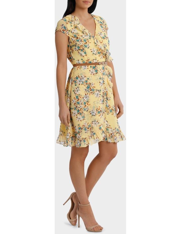 Buttercup Daisy Fields Print Ruffle Dress image 2