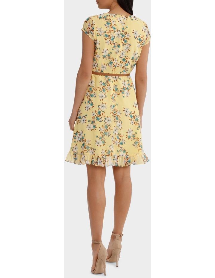 Buttercup Daisy Fields Print Ruffle Dress image 3