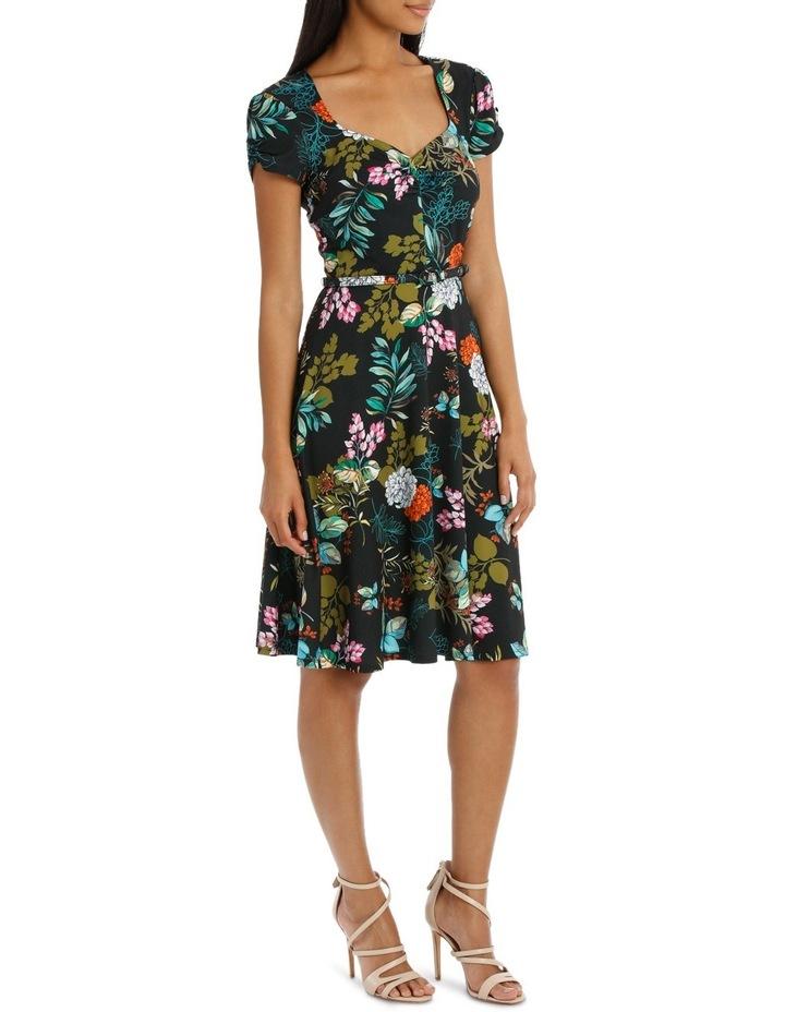 Princess Neckline Dress image 2