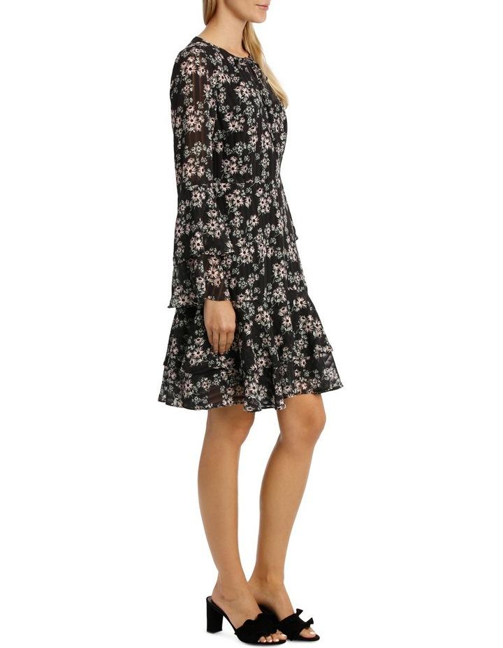 Daisy Star Tie Waist Dress image 2