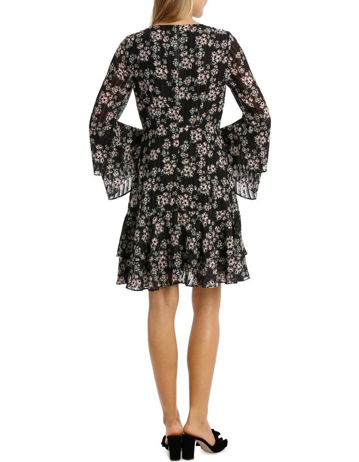 Daisy Star Tie Waist Dress image 3
