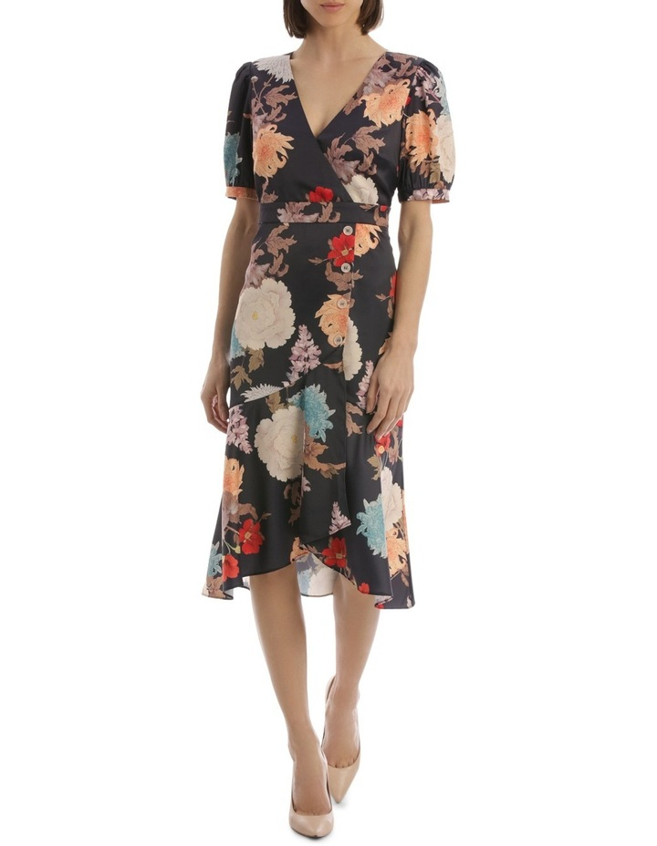 Eloise Floral Dress - Shape Tbc image 1