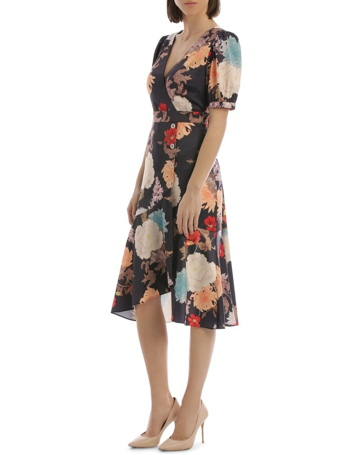 Eloise Floral Dress - Shape Tbc image 2